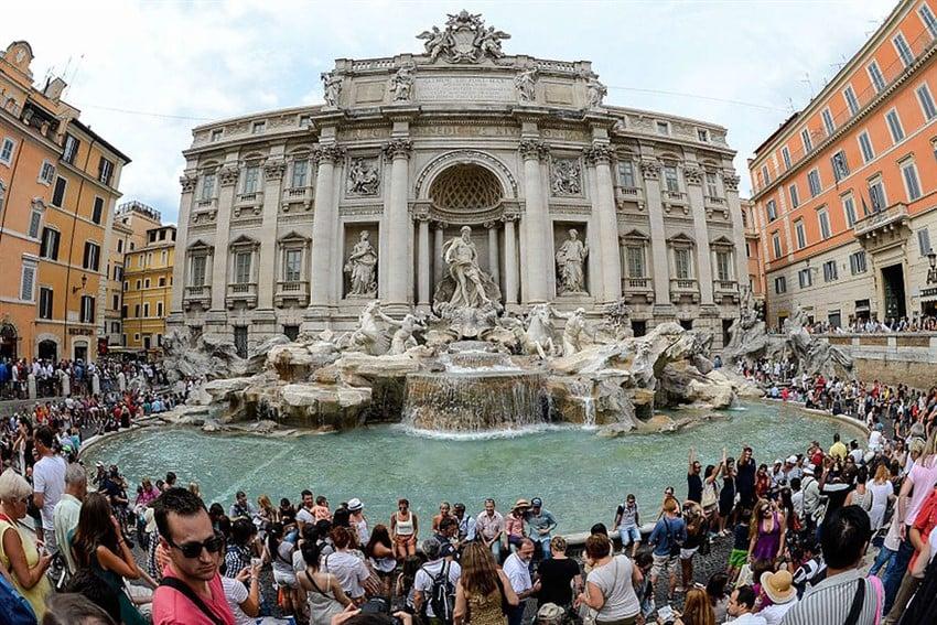 Aşıklar Çeşmesi, Roma, İtalya