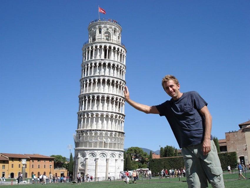 Pisa Kulesi, Pisa,İtalya