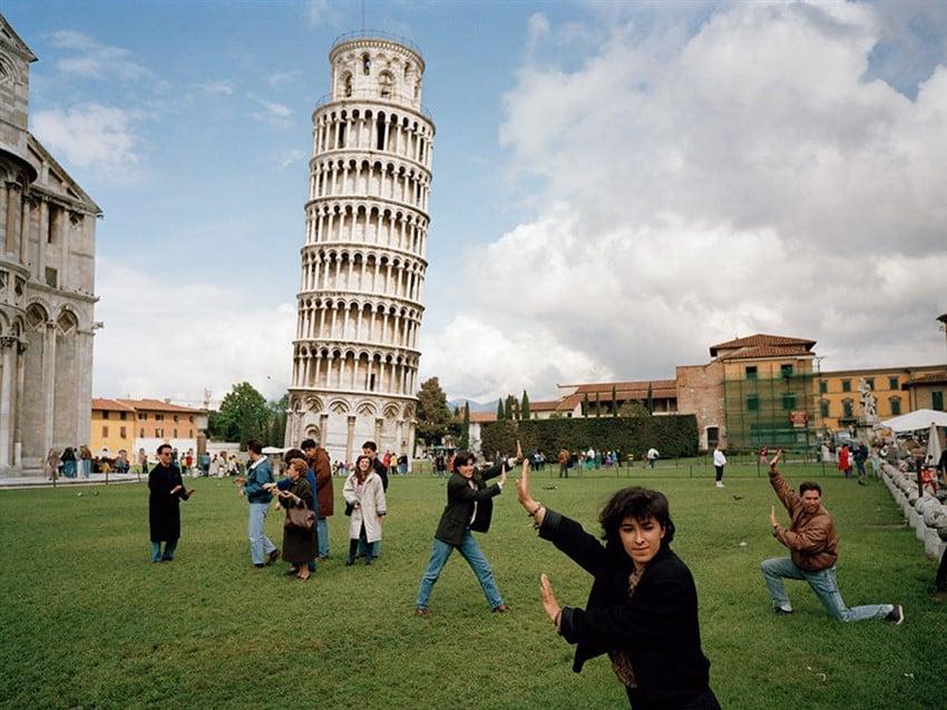 Pisa Kulesi, Pisa