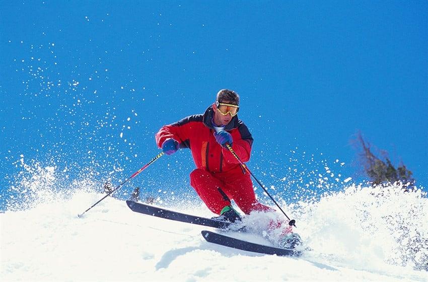 Yeni Bir Hobi, Kayak Yapma