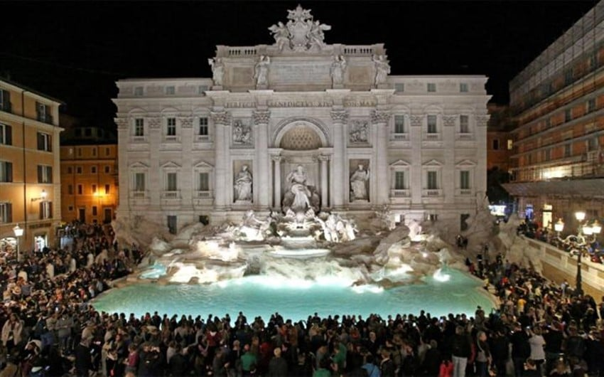İtalya Hakkında Bilmeniz Gereken 22 Şey Aşıklar Çeşmesi