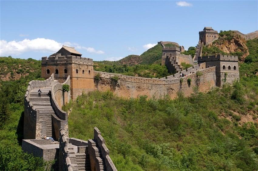 Yok Olmadan Gitmeniz Gereken 10 Yer Çin Seddi