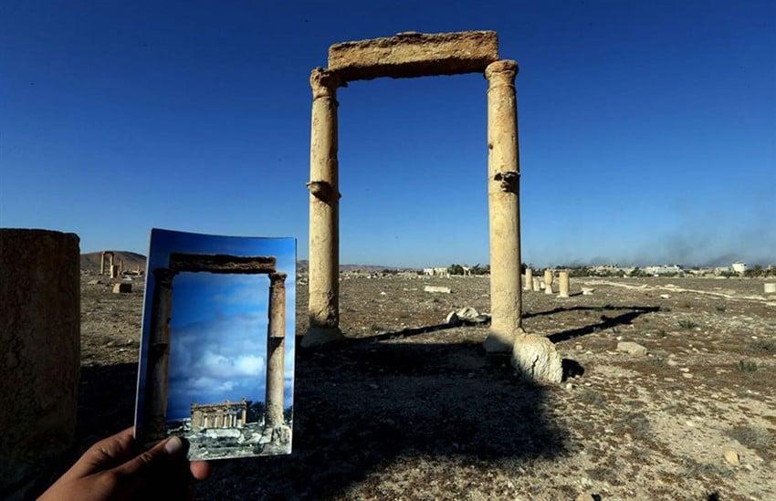İŞİD Terörü Sonrası Tarih Yok Oldu (10)