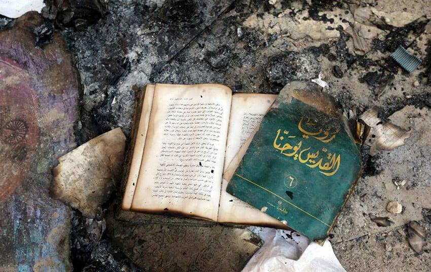 İŞİD Terörü Sonrası Tarih Yok Oldu (11)