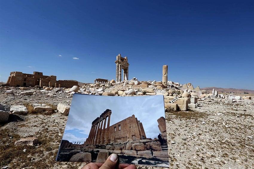İŞİD Terörü Sonrası Tarih Yok Oldu (3)