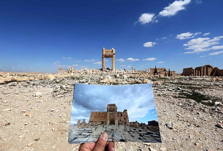 İŞİD Terörü Sonrası Tarih Yok Oldu (4)