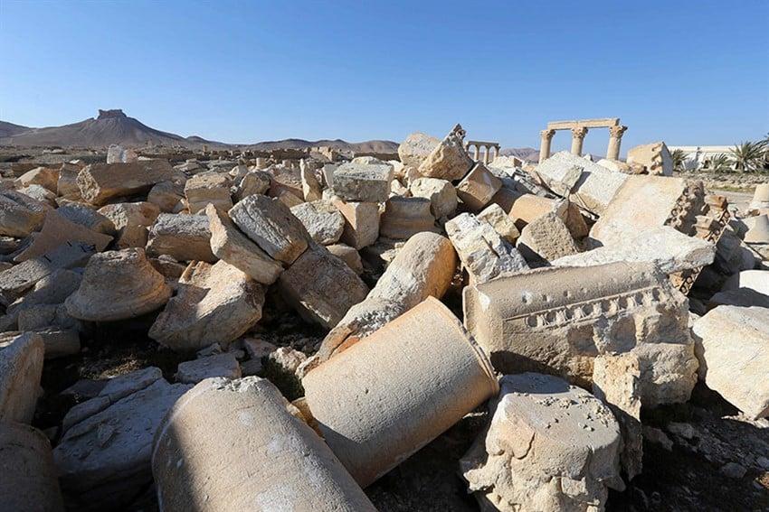 İŞİD Terörü Sonrası Tarih Yok Oldu