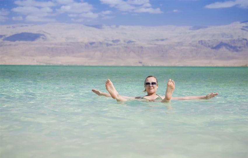 Yok Olmadan Gitmeniz Gereken 10 Yer İsrail Ölü Deniz