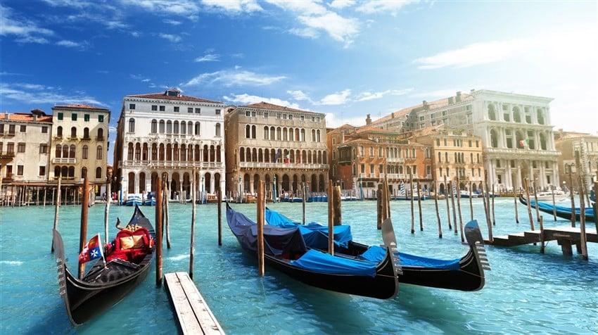 Yok Olmadan Gitmeniz Gereken 10 Yer Venedik