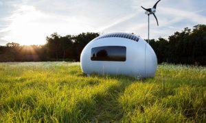 Taşınabilir Kapsül: Ecocapsule