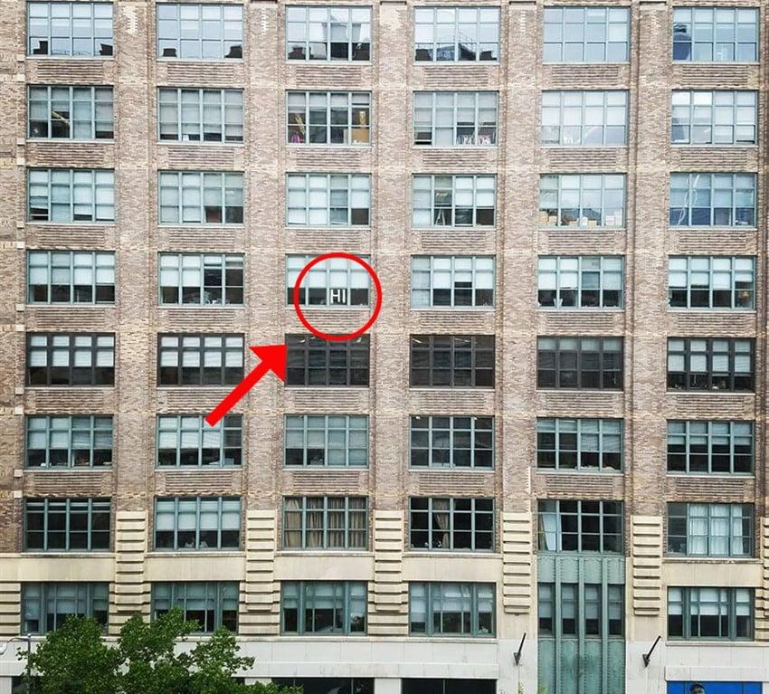 2 Farklı Ofisten Post-it Savaşları (11)
