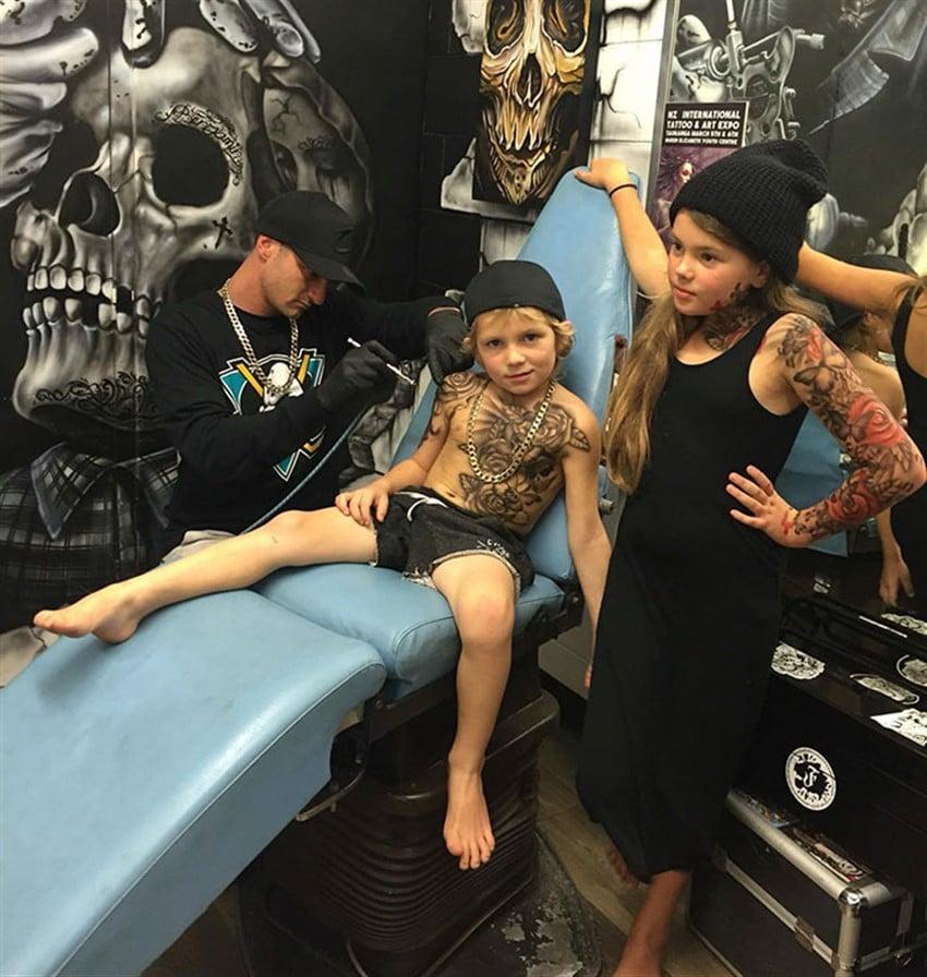 Benjamin Llyod Tattoo (8)