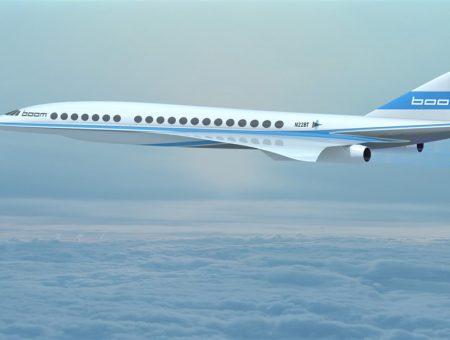 Virgin Galactic Süpersonik Uçakların Geliştirilmesine Yardım Ediyor