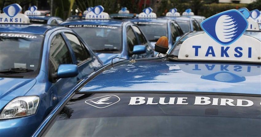 Dünyadaki En İyi Taksi-Sürücü Uygulamaları BlueBird