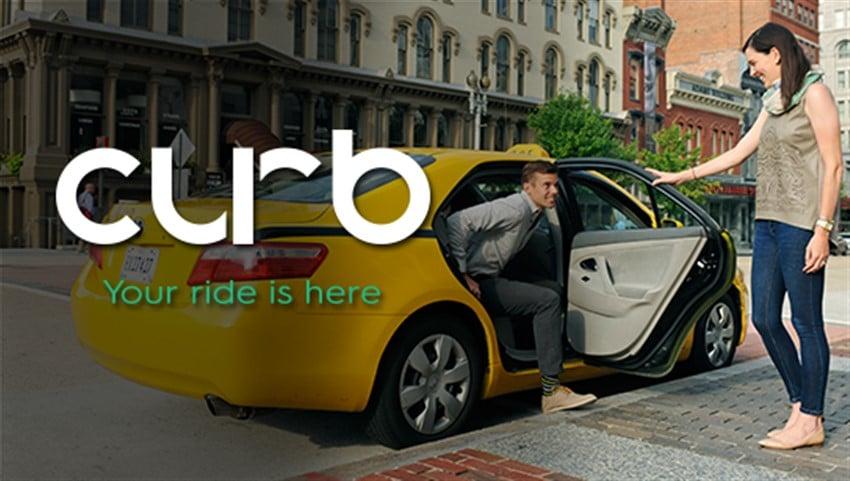 Dünyadaki En İyi Taksi-Sürücü Uygulamaları Curb