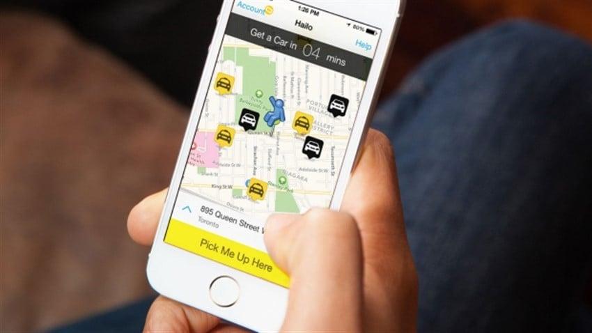 Dünyadaki En İyi Taksi-Sürücü Uygulamaları Hailo