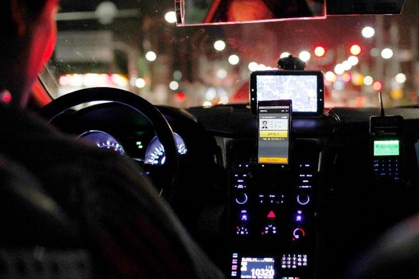 Dünyadaki En İyi Taksi-Sürücü Uygulamaları KakaoTaxi