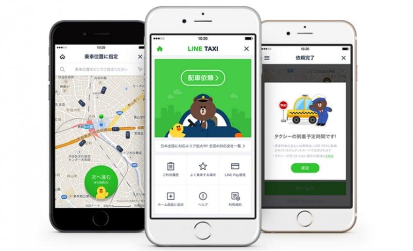 Dünyadaki En İyi Taksi-Sürücü Uygulamaları LineTaxi