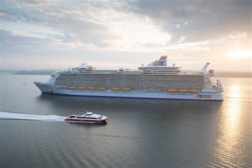 Dünyanın En Büyük Cruise Gemisi Harmony of the Seas (3)
