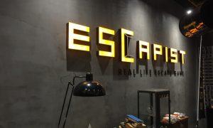 Gerçek Kaçış Oyunları Merkezi: Escapist