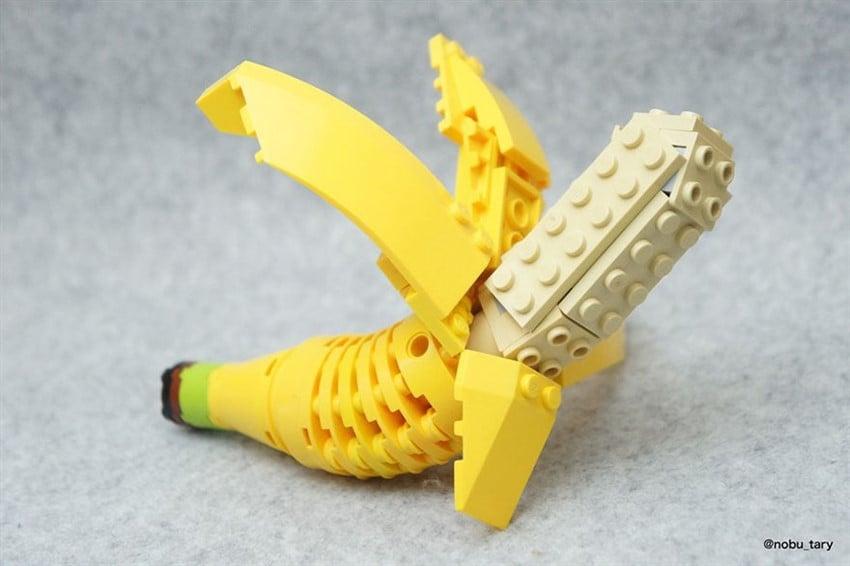 Japon Sanatçının Leziz Lego Tasarımları
