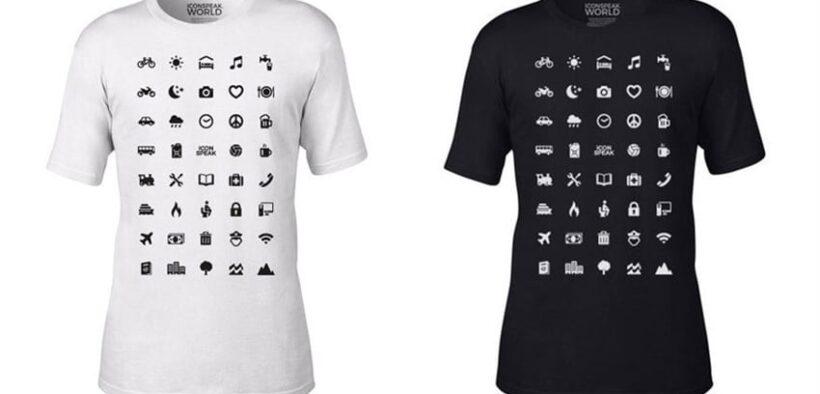 Dilini Bilmediğiniz Ülkelerde Kolaylık Sağlayan T-Shirt