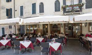 Ristorante Pizzeria Santo Stefano – Venedik