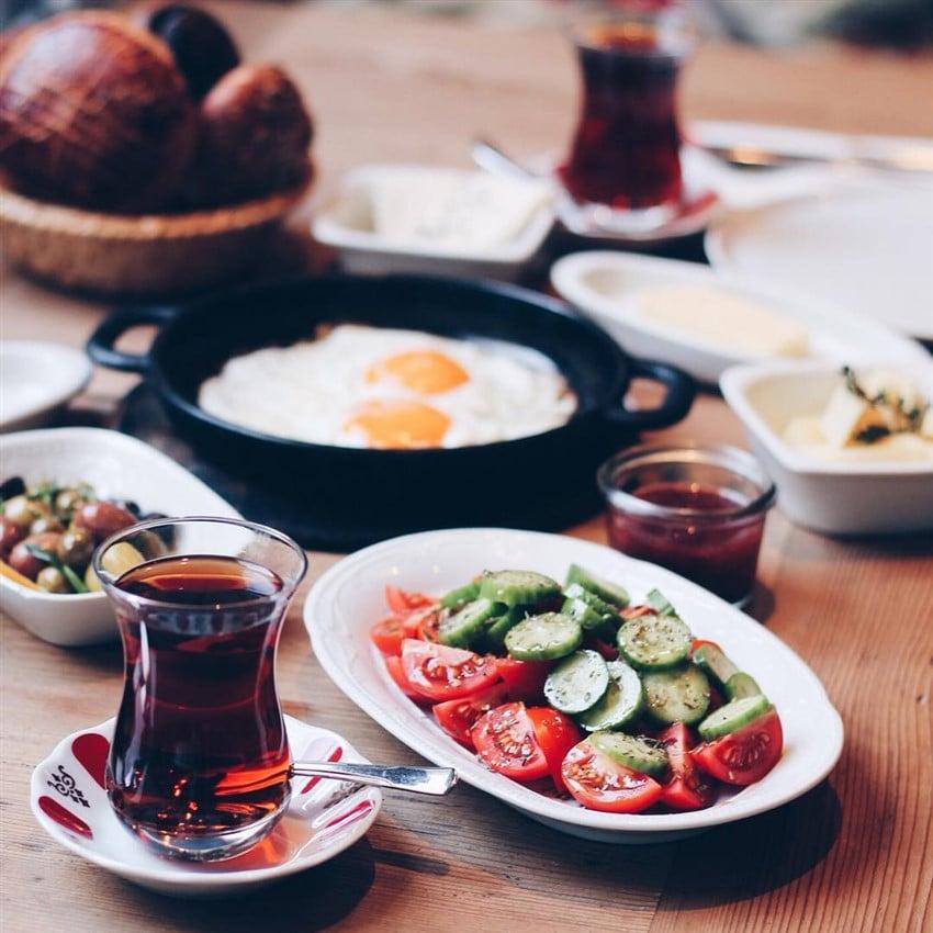 Aşşk Kahve kahvaltı