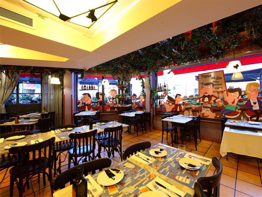 Barselona'da En İyi Tapas Mekanları Casa de Tapas