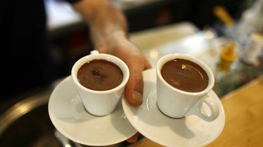 İtalyan Kahve Kültürü Turist Rehberi a cafeè doppio