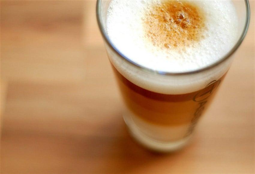 İtalyan Kahve Kültürü Turist Rehberi italian latte macchiato