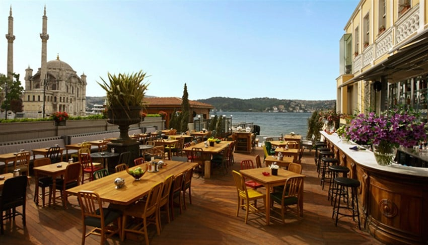 the house cafe ortaköy