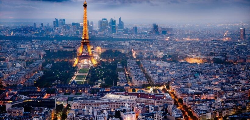 Eyfel Kulesi, Fransa