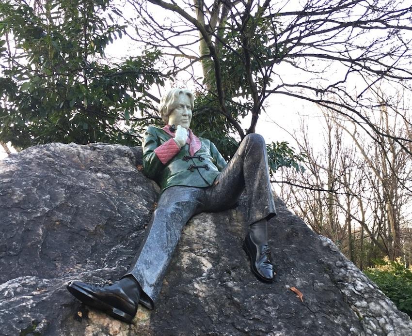 İrlanda, Ireland, Dublin, Oscar Wilde