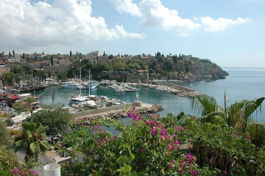 2018'de Dünyanın En Çok Ziyaret Edilen 20 Şehri Antalya