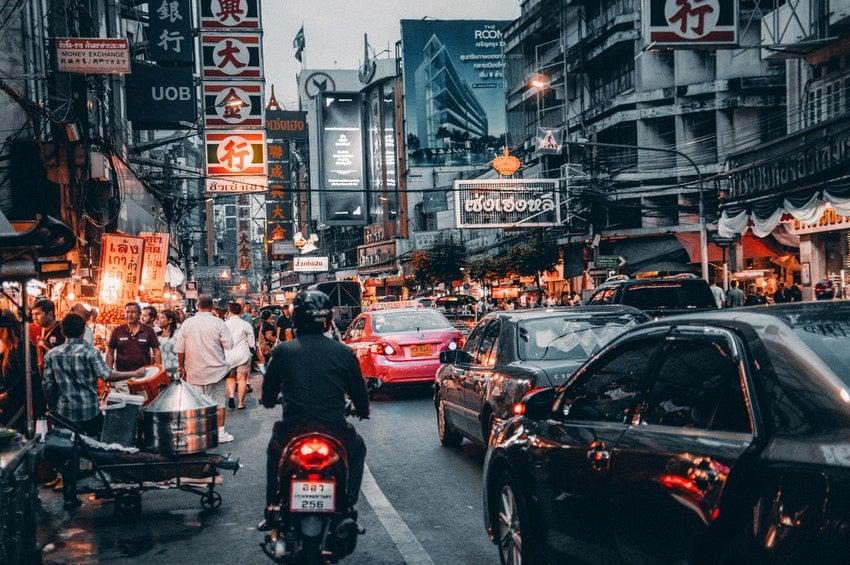 2018'de Dünyanın En Çok Ziyaret Edilen 20 Şehri Bangkok