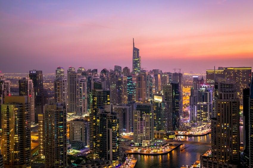 2018'de Dünyanın En Çok Ziyaret Edilen 20 Şehri Dubai