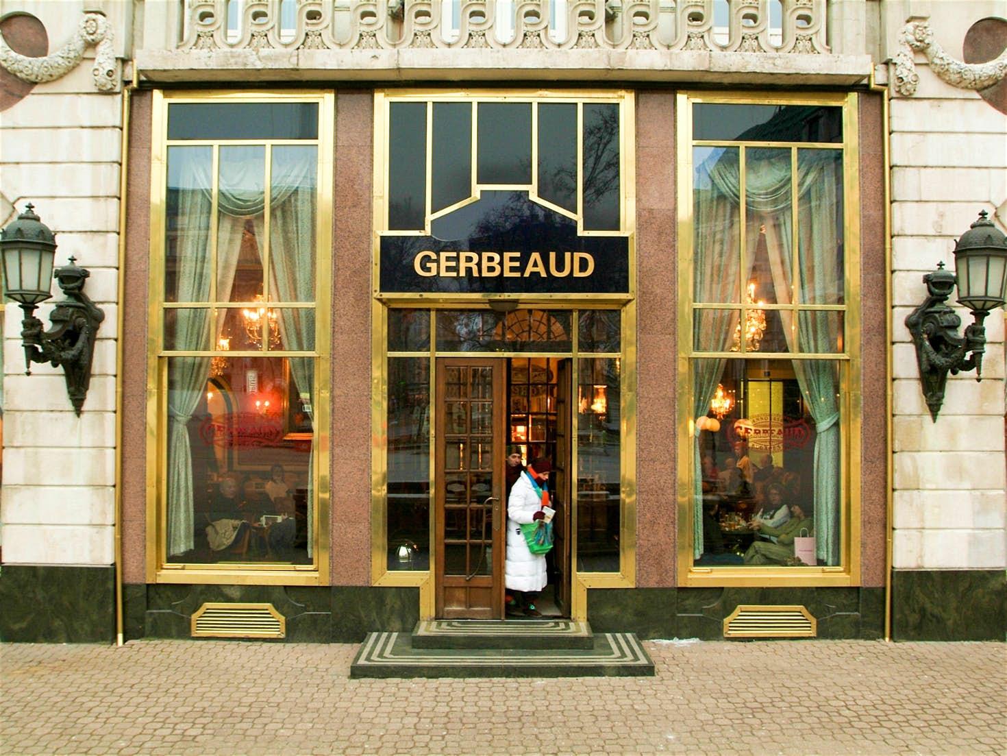 Gerbeaud Budapeşte