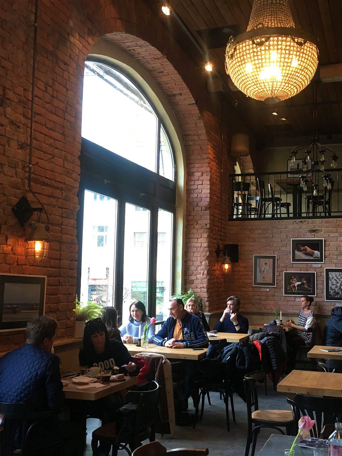 Hadik Kávéház Budapeşte