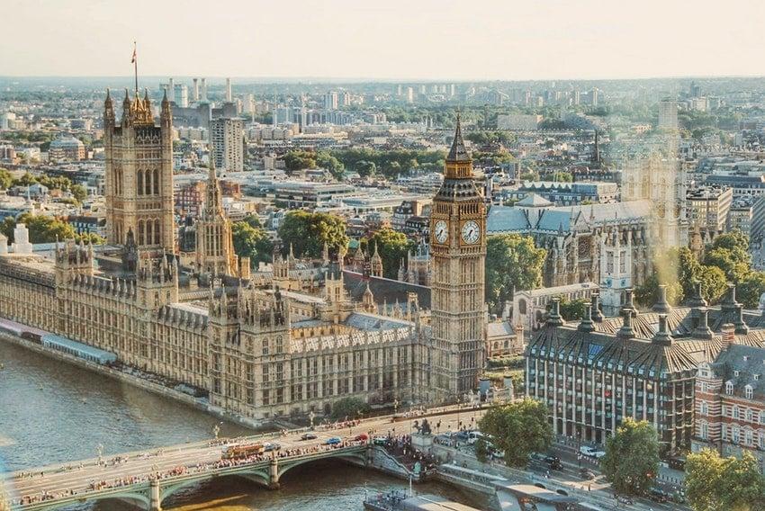 2018'de Dünyanın En Çok Ziyaret Edilen 20 Şehri Londra