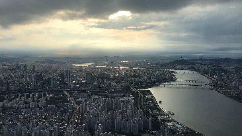 2018'de Dünyanın En Çok Ziyaret Edilen 20 Şehri Seoul