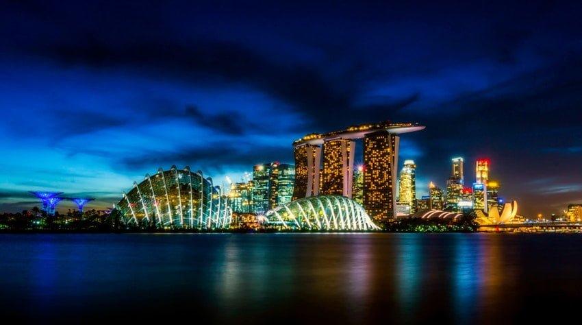 2018'de Dünyanın En Çok Ziyaret Edilen 20 Şehri Singapur