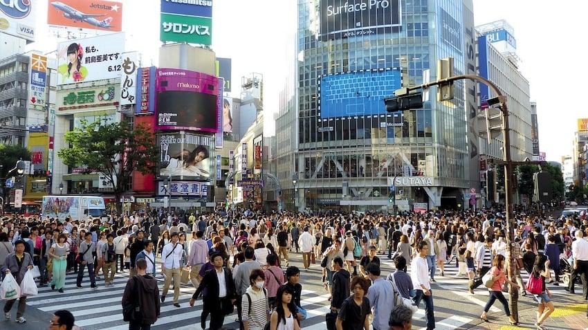 2018'de Dünyanın En Çok Ziyaret Edilen 20 Şehri Tokyo