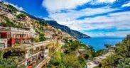 Avrupa'nın En Çok Instagramlanan Plajları Positano Plajı