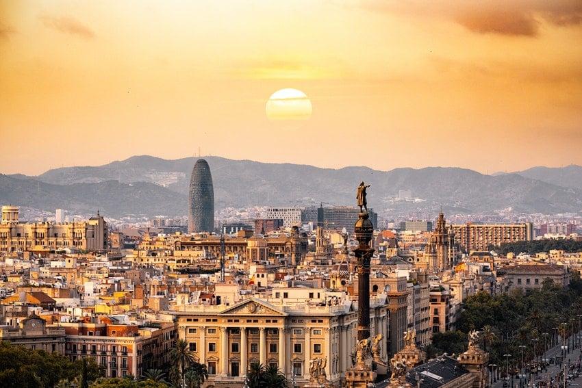 2018'de Dünyanın En Çok Ziyaret Edilen 20 Şehri Barselona
