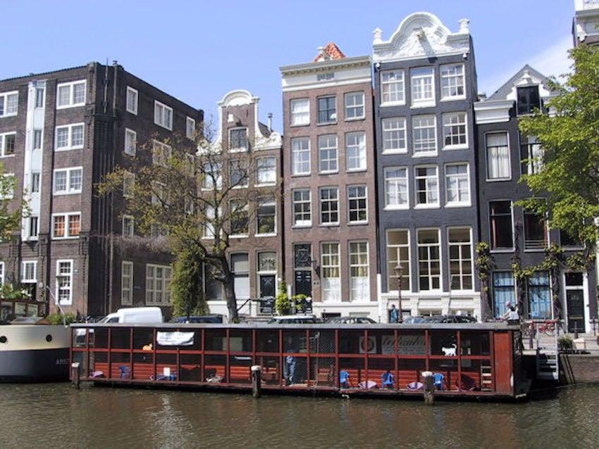 Amsterdam Catboat