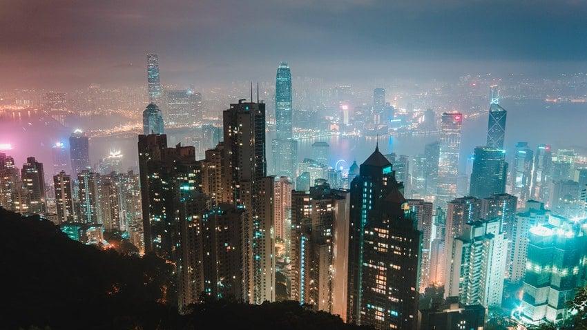 2018'de Dünyanın En Çok Ziyaret Edilen 20 Şehri Hong Kong