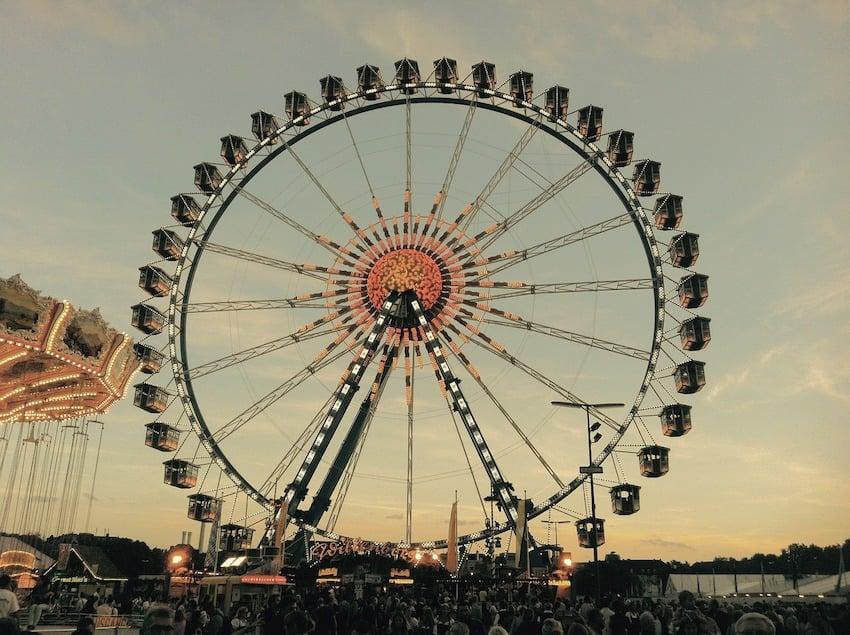 Münih Oktoberfest Rehberi Karnaval