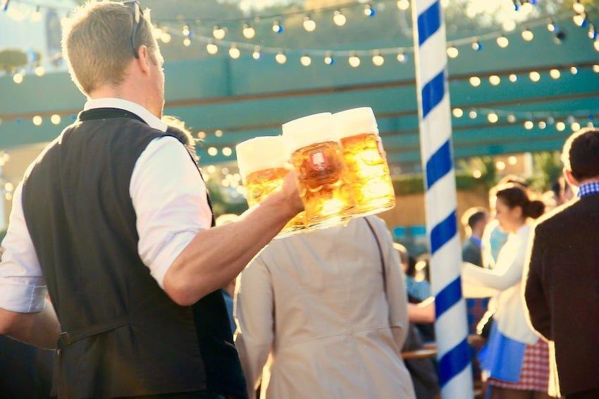 Münih Oktoberfest Rehberi Oktoberfest Birası