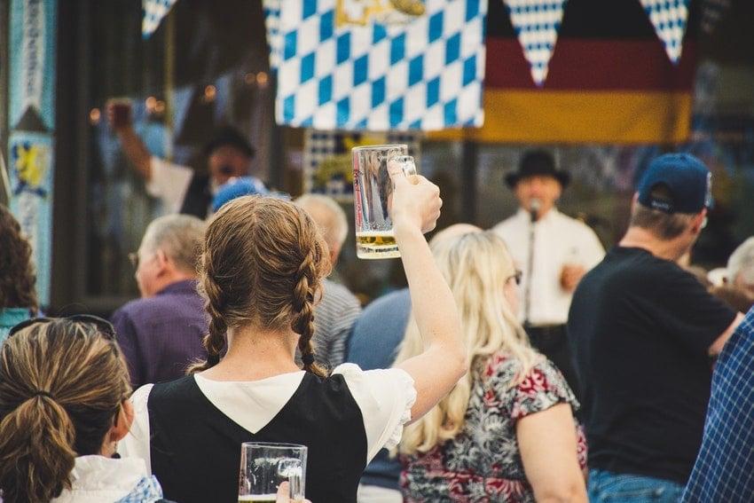 Oktoberfest Rehberi